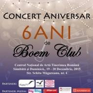 Concerte Boem Club
