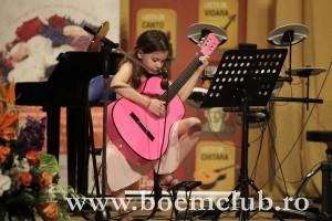 cursuri de chitara copii Boem Club