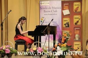 Lectii de pian pentru adulti Boem Club